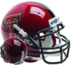 Texas Tech Red Raiders Mini XP Authentic Helmet Schutt B Red Guns Up B PSM-Powers Sports Memorabilia