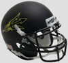 Arizona State Sun Devils Mini XP Authentic Helmet Schutt B Matte Black Small Pitchfork B PSM-Powers Sports Memorabilia