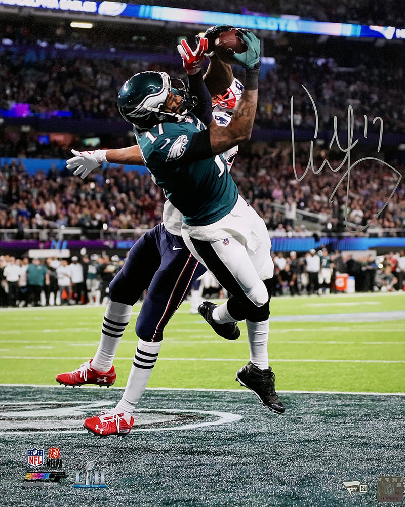 Alshon Jeffrey Philadelphia Eagles Signed 16x20 Photo Fanatics PSM-Powers Sports Memorabilia