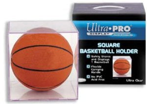 Basketball Ultra Pro Display Case Holder PSM-Powers Sports Memorabilia