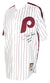 "Pete Rose Signed Philadelphia Phillies Majestic Baseball Jersey ""W.S. Champ"" JSA PSM-Powers Sports Memorabilia"