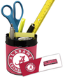 Alabama Crimson Tide Small Desk Caddy PSM-Powers Sports Memorabilia