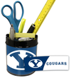 Brigham Young Cougars Small Desk Caddy PSM-Powers Sports Memorabilia