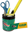 Alabama-Birmingham (UAB) Blazers Small Desk Caddy PSM-Powers Sports Memorabilia