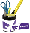 Kansas State Wildcats Small Desk Caddy PSM-Powers Sports Memorabilia