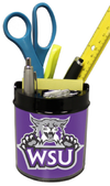 Weber State Wildcats Small Desk Caddy PSM-Powers Sports Memorabilia
