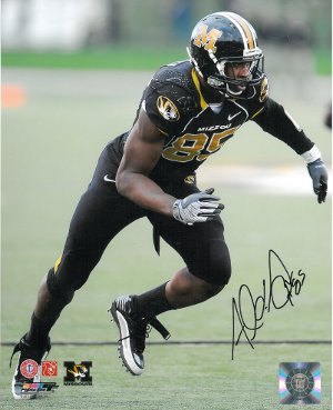 Aldon Smith signed Missouri Tigers 8x10 Photo PSM-Powers Sports Memorabilia