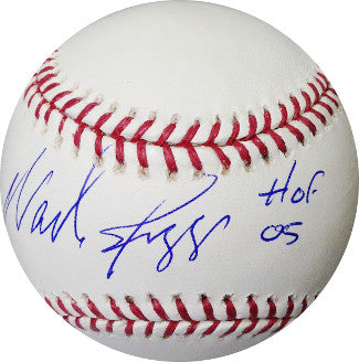 Wade Boggs signed Official Major League Baseball HOF 05- Beckett Hologram (Red Sox/Yankees) PSM-Powers Sports Memorabilia