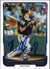 Norichika Aoki Autographed Milwaukee Brewers 2012 Bowman Rookie Card PSM-Powers Sports Memorabilia