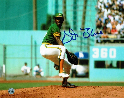 Vida Blue Oakland Athletics Autographed 8x10 Photo PSM-Powers Sports Memorabilia