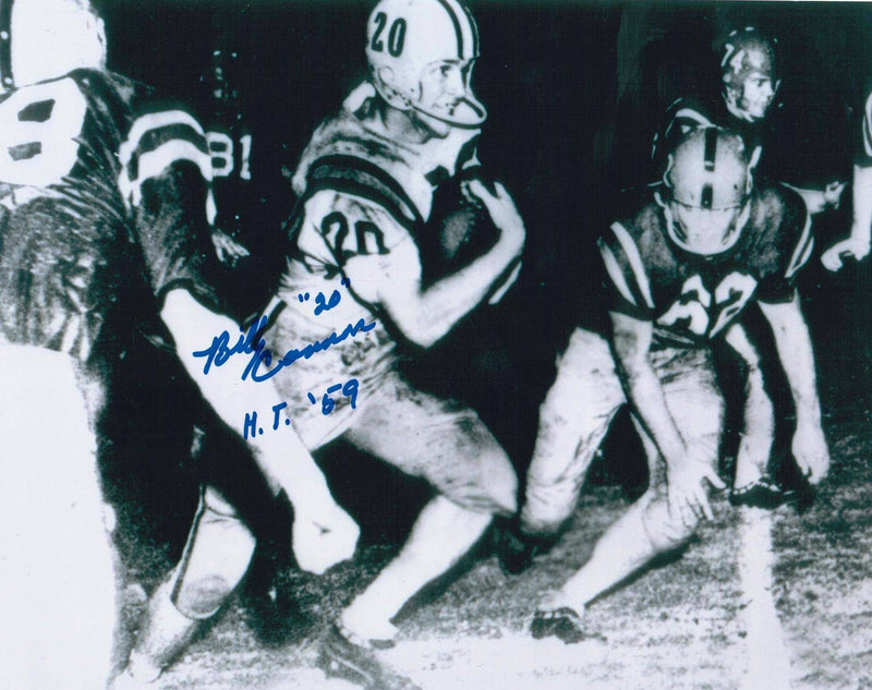 "Billy Cannon LSU Tigers Autographed 8x10 Photo Inscribed ""H.T. '59"" PSM-Powers Sports Memorabilia"