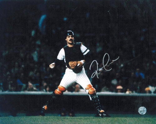 Rick Cerone New York Yankees Autographed 8x10 Photo PSM-Powers Sports Memorabilia