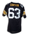 Dermontti Dawson Pittsburgh Steelers Autographed Throwback Jersey PSM-Powers Sports Memorabilia
