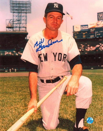 Billy Gardner New York Yankees Autographed 8x10 Photo PSM-Powers Sports Memorabilia