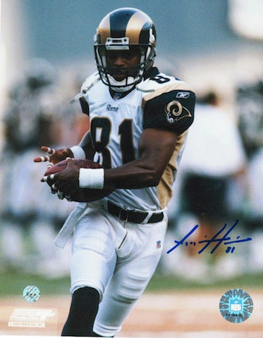 Autographed Az Hakim St. Louis Rams 8x10 Photo PSM-Powers Sports Memorabilia
