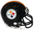 "Dick Hoak Pittsburgh Steelers Autographed Mini Helmet Inscribed ""5X SB Champs"" PSM-Powers Sports Memorabilia"