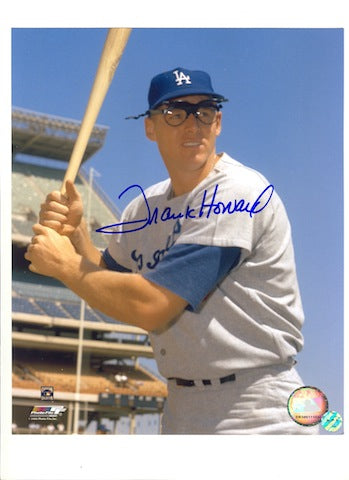Autographed Frank Howard Los Angeles Dodgers 8x10 Photo PSM-Powers Sports Memorabilia