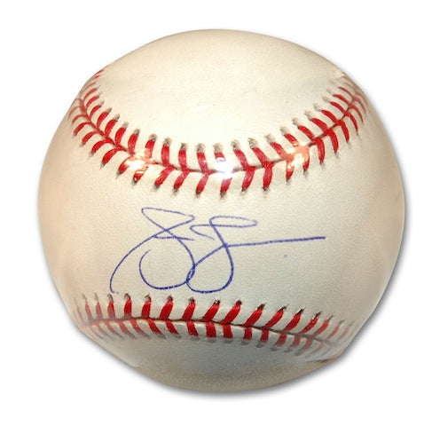 Autographed Andruw Jones National League Baseball PSM-Powers Sports Memorabilia