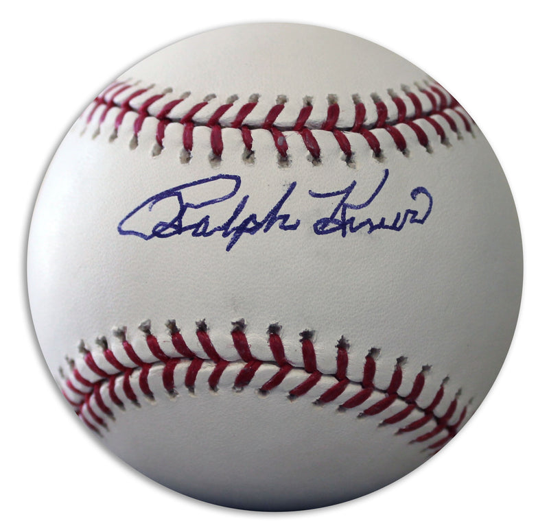 Ralph Kiner Autographed Official MLB Baseball PSM-Powers Sports Memorabilia