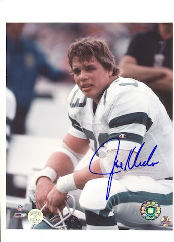 Autographed Joe Klecko New York Jets 8x10 Photo PSM-Powers Sports Memorabilia