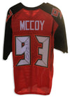 Gerald McCoy Tampa Bay Buccaneers Autographed Red Jersey PSM-Powers Sports Memorabilia