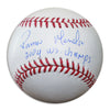 "Ramiro Mendoza Autographed Official MLB Baseball Inscribed ""2004 WS Champs"" PSM-Powers Sports Memorabilia"