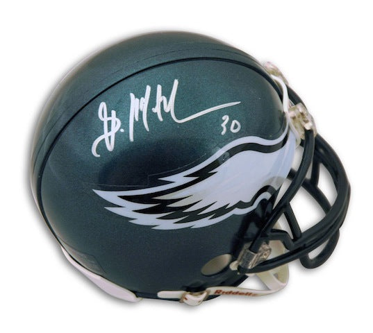 Autographed Brian Mitchell Philadelphia Eagles Mini Helmet PSM-Powers Sports Memorabilia