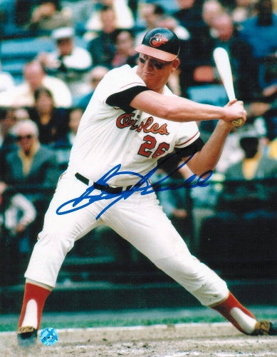Boog Powell Baltimore Orioles Autographed 8x10 Photo PSM-Powers Sports Memorabilia