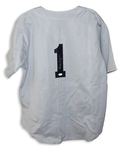 d9166de9941 Bobby Richardson New York Yankees Autographed Gray Jersey PSM-Powers Sports  Memorabilia