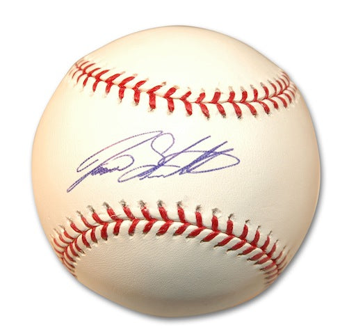 Autographed Jason Schmidt Baseball PSM-Powers Sports Memorabilia