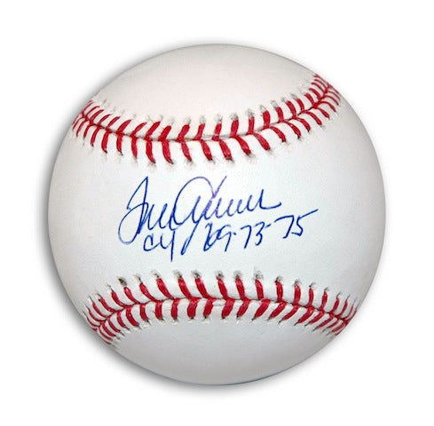 "Autographed Tom Seaver MLB Baseball Inscribed ""CY 69, 73, 75"" PSM-Powers Sports Memorabilia"