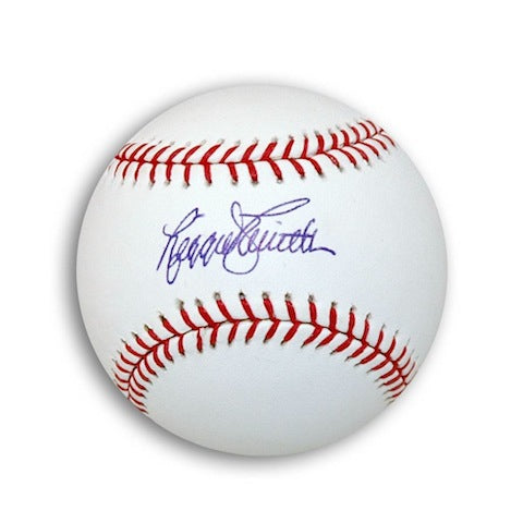 Autographed Reggie Smith MLB Baseball PSM-Powers Sports Memorabilia