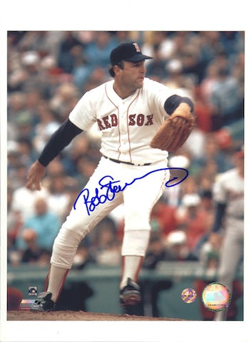 Autographed Bob Stanley Boston Red Sox 8x10 Photo PSM-Powers Sports Memorabilia