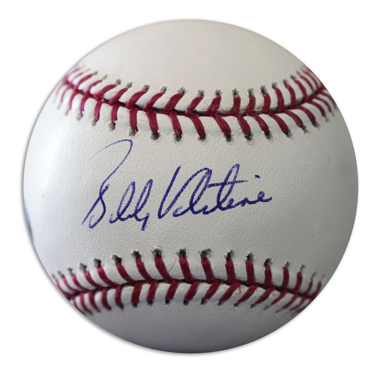 Bobby Valentine Autographed Official MLB Baseball PSM-Powers Sports Memorabilia