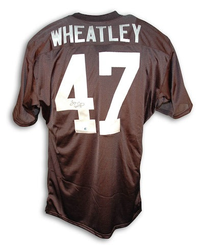 Autographed Tyrone Wheatley Oakland Raiders Throwback Black Jersey PSM-Powers Sports Memorabilia