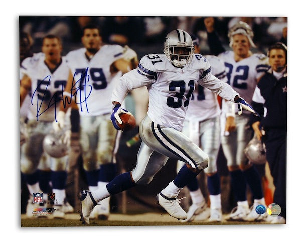 Autographed Roy Williams Dallas Cowboys 16x20 Photo PSM-Powers Sports Memorabilia