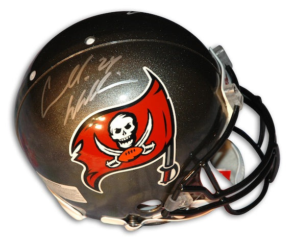 "Autographed Carnell ""Cadillac"" Williams Buccaneers Proline Helmet PSM-Powers Sports Memorabilia"