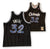 Shaquille O'Neal Autographed Orlando Magic Officially Licensed Mitchell and Ness Swingman Signed Basketball Black Jersey Beckett BAS COA-Powers Sports Memorabilia