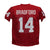 Sam Bradford Autographed/Signed College Style Red XL Jersey Heisman JSA PSM-Powers Sports Memorabilia