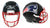 Tom Brady Signed New England Patriots Flat Black Matte Riddell Full Size Replica Helmet PSM-Powers Sports Memorabilia
