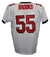 Derrick Brooks Autographed Tampa Bay Buccaneers White XL Jersey JSA PSM-Powers Sports Memorabilia