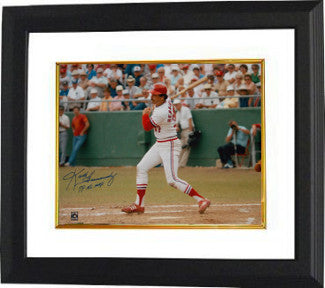 Keith Hernandez signed St. Louis Cardinals 16X20 Photo 79 NL MVP Custom Framing (horizontal) PSM-Powers Sports Memorabilia