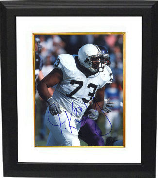 Jimmy Kennedy signed Penn State Nittany Lions 8x10 Photo Custom Framing PSM-Powers Sports Memorabilia