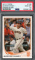 Buster Posey San Francisco Giants 2013 Topps Baseball Card #128 Graded PSA 10 GEM MINT-Powers Sports Memorabilia