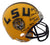 Billy Cannon Autographed LSU Tigers Mini Helmet CHOF & Heisman JSA PSM-Powers Sports Memorabilia
