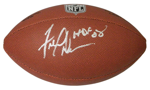 Fred Dean Signed Wilson Limited Full Size NFL Football w/HOF'08 PSM-Powers Sports Memorabilia