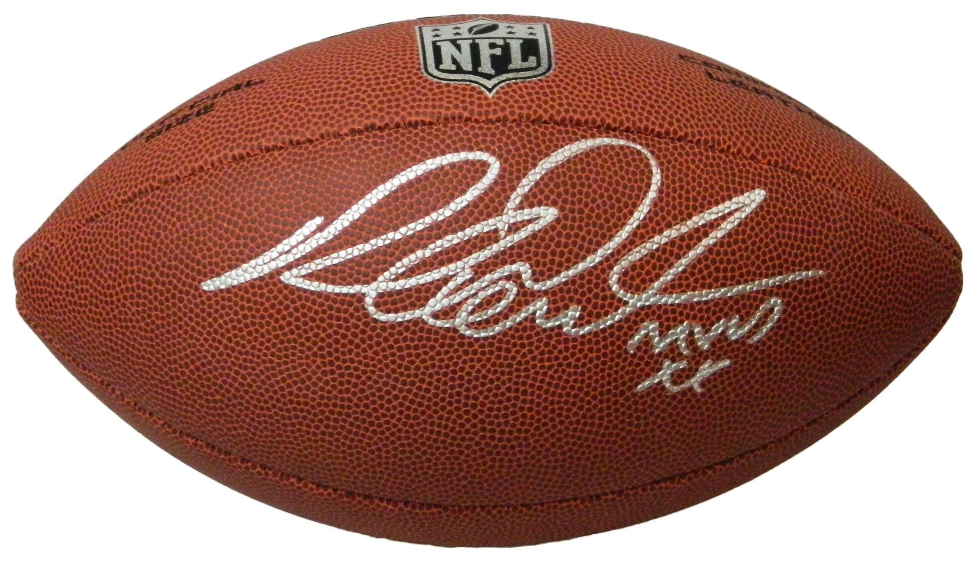 Richard Dent Signed Wilson Limited Full Size NFL Football w/MVP XX PSM-Powers Sports Memorabilia