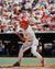 Lenny Dykstra Autographed/Signed Philadelphia Phillies 16x20 Photo PSM-Powers Sports Memorabilia