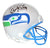 Kenny Easley Autographed/Signed Seattle Seahawks Mini Helmet BAS PSM-Powers Sports Memorabilia