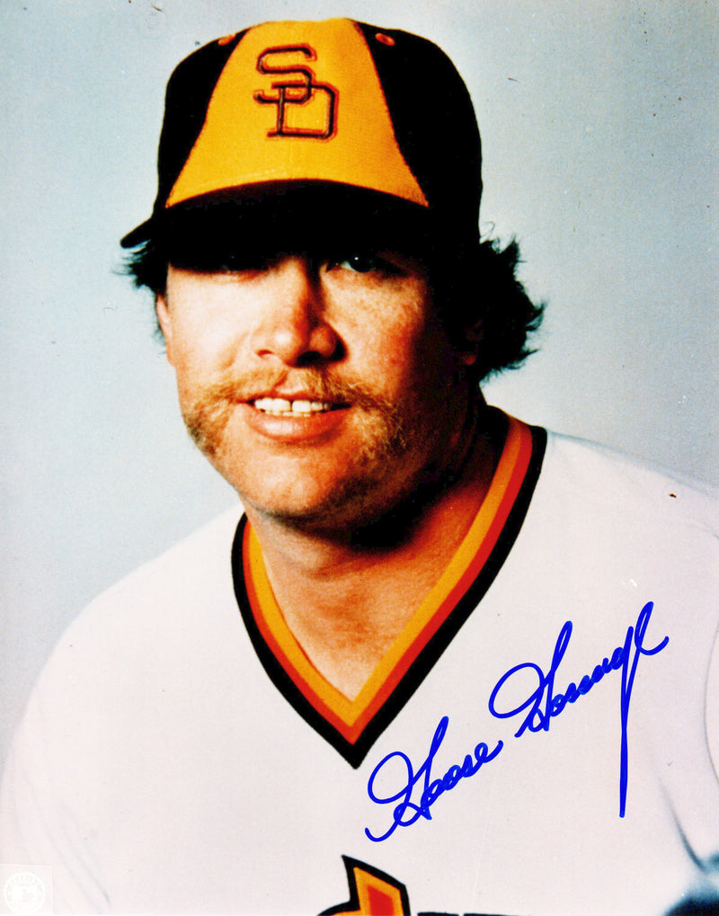 Goose Gossage Signed San Diego Padres Headshot 8x10 Photo PSM-Powers Sports Memorabilia